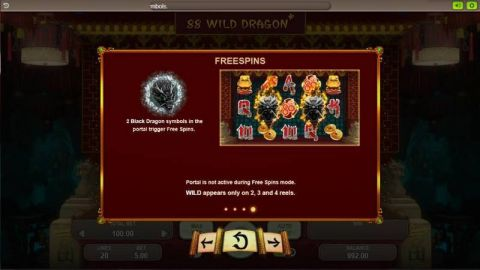88 Wild Dragons Fun Slots by Booongo with 5 Reel and 20 Line