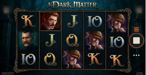A Dark Matter Fun Slots by Microgaming with 5 Reel and