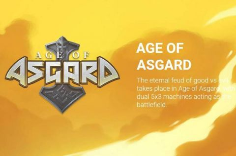 Age of Asgard Fun Slots by Yggdrasil with 5 Reel and 40 Line