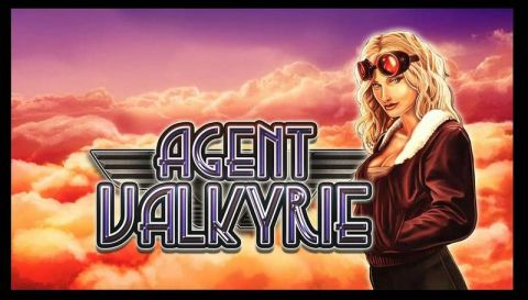 Agent Valkyrie Fun Slots by 2 by 2 Gaming with 5 Reel and