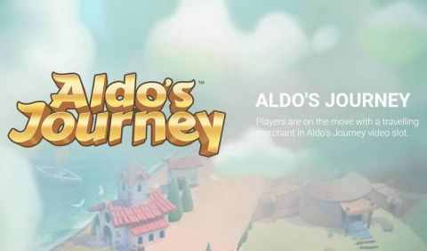 Aldo's Journey Fun Slots by Yggdrasil with 5 Reel and 65 Line