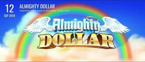 Almighty Dollar Fun Slots by Rival with 3 Reel and 3 Line