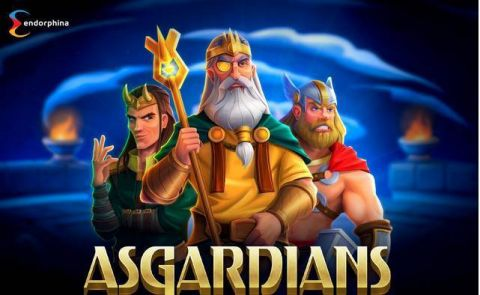 Asgardians Fun Slots by Endorphina with 5 Reel and 25 Line