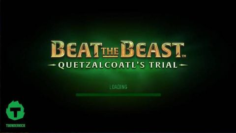 Beat the Beast Quetzalcoatls Trial Fun Slots by Thunderkick with 5 Reel and 9 Line