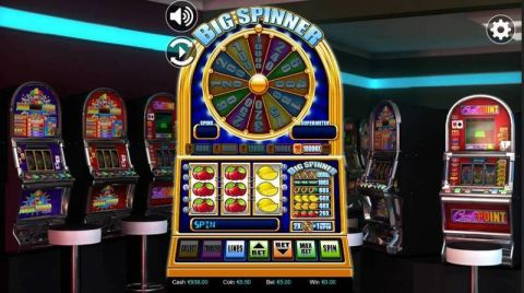 Big Spinner Fun Slots by Betdigital with 3 Reel and 5 Line