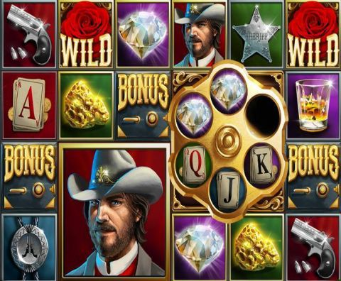 Black River Gold Fun Slots by Elk Studios with 6 Reel and 4096 Line