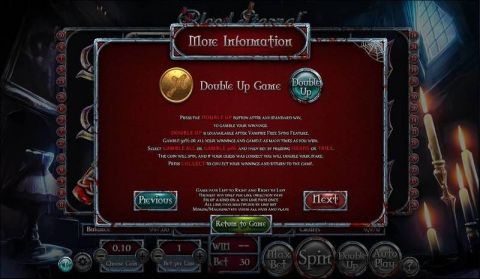 Blood Eternal Fun Slots by BetSoft with 5 Reel and 30 Line