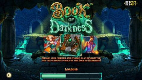 Book of Darkness Fun Slots by BetSoft with 5 Reel and 10 Line