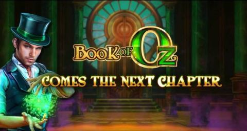 Book of Oz Lock 'N Spin Fun Slots by Microgaming with 5 Reel and 10 Line