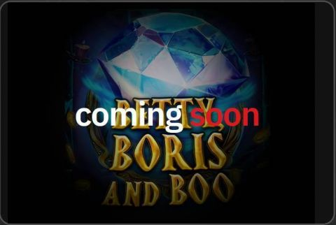 Boris, Betty and Boo Fun Slots by Red Tiger Gaming with 5 Reel and 30 Line