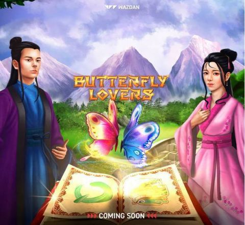 Butterfly Lovers Fun Slots by Wazdan with 4 Reel and