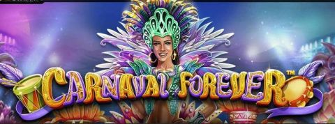 Carnaval Forever Fun Slots by BetSoft with 5 Reel and 20 Line