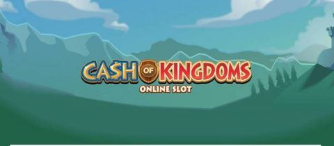 Cash of Kingdoms Fun Slots by Microgaming with 5 Reel and 15 Line