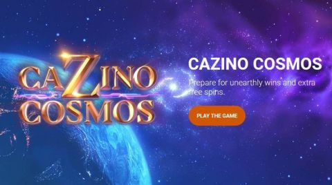 Cazino Cosmos Fun Slots by Yggdrasil with 5 Reel and 20 Line