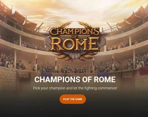 Champions of Rome Fun Slots by Yggdrasil with 5 Reel and 20 Line