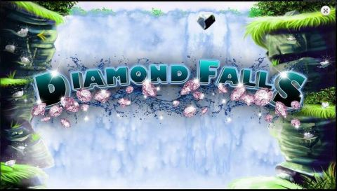 Diamond Falls Fun Slots by 2 by 2 Gaming with 5 Reel and