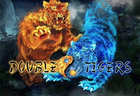 Double Tigers Fun Slots by Wazdan with 3 Reel and 8 Line