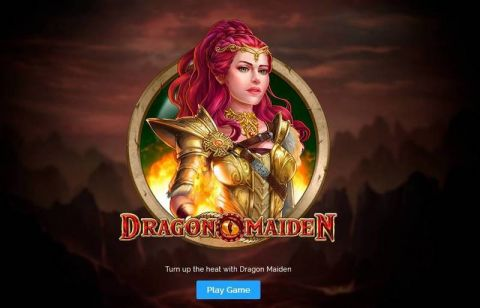 Dragon Maiden Fun Slots by Play'n GO with 5 Reel and 243 Line