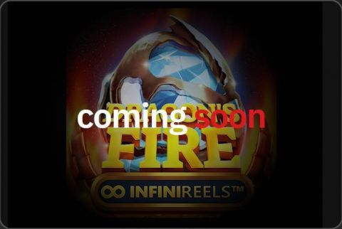 Dragon's Fire: INFINIREELS Fun Slots by Red Tiger Gaming with 5 Reel and