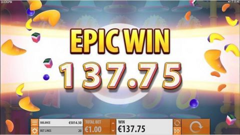 Durian Dynamite Fun Slots by Quickspin with 5 Reel and 20 Line