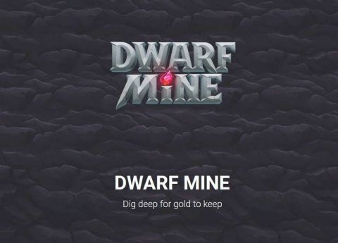 Dwarf Mine Fun Slots by Yggdrasil with 5 Reel and 1024 Way