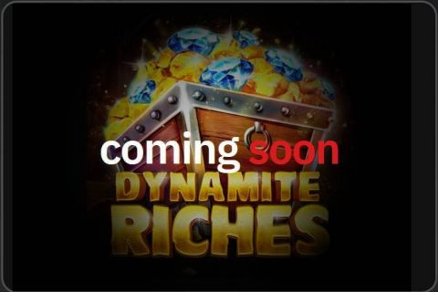 Dynamite Riches Fun Slots by Red Tiger Gaming with 5 Reel and 20 Line