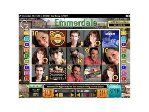 Emmerdale Fun Slots by iGlobal Media with 5 Reel and 9 Line