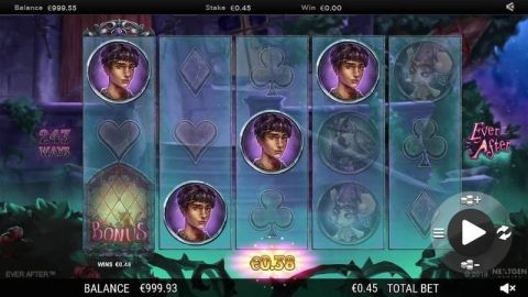Ever After Fun Slots by NextGen Gaming with 5 Reel and 243 Line