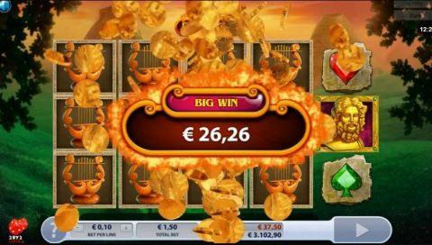 Fire N' Fortune Fun Slots by 2 by 2 Gaming with 5 Reel and 15 Line