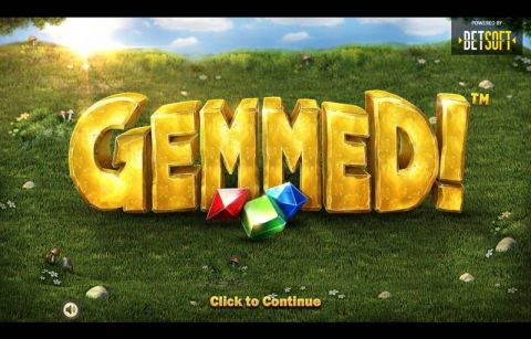 Gemmed! Fun Slots by BetSoft with 9 Reel and 40503 Lines