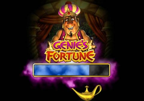 Genie's Fortune Fun Slots by BetSoft with 5 Reel and 30 Line