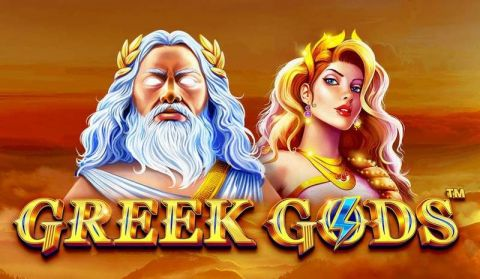 Greek Gods Fun Slots by Pragmatic Play with 5 Reel and 243 Line