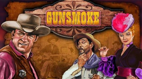Gunsmoke Fun Slots by 2 by 2 Gaming with 5 Reel and 40 Line