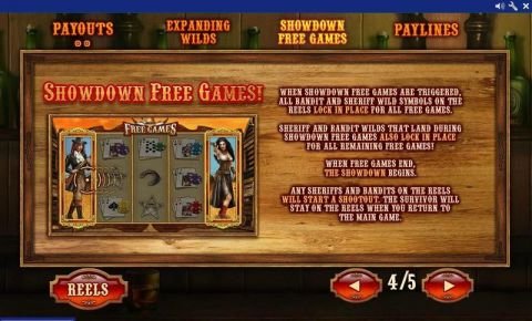 Heart of the Frontier Fun Slots by PlayTech with 5 Reel and 20 Line