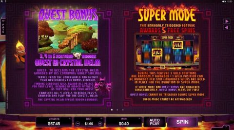 Hot as Hades Fun Slots by Microgaming with 5 Reel and 20 Line