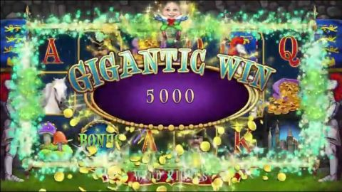 Humpty Dumpty Wild Riches Fun Slots by 2 by 2 Gaming with 6 Reel and