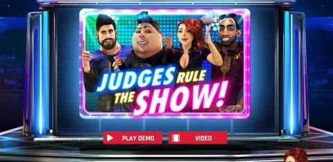 Judges rule the Show Fun Slots by Red Rake Gaming with 5 Reel and 30 Line