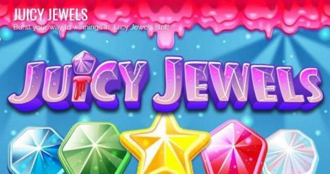 Juicy Jewels Fun Slots by Rival with 5 Reel and 30 Line