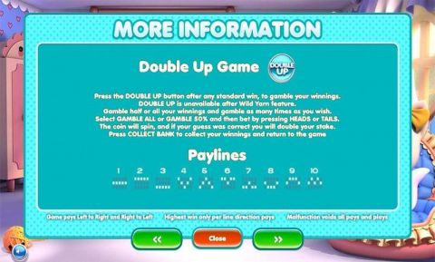 Kawaii Kitty Fun Slots by BetSoft with 5 Reel and 10 Line