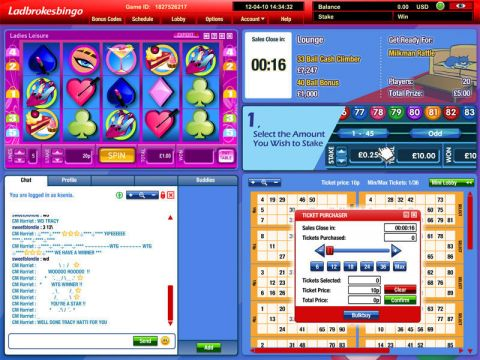 Ladies Leisure Mini Fun Slots by Virtue Fusion with 5 Reel and 5 Line