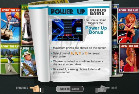 Livin The Life Fun Slots by WGS Technology with 5 Reel and 40 Line