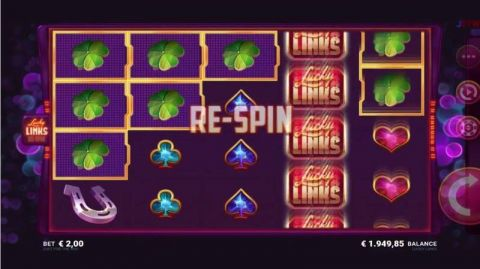 Lucky Links Fun Slots by Microgaming with 5 Reel and 20 Line