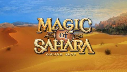 Magic of Sahara Fun Slots by Microgaming with 5 Reel and 9 Line