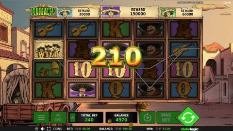 Mariachi Fun Slots by StakeLogic with 5 Reel and 40 Line
