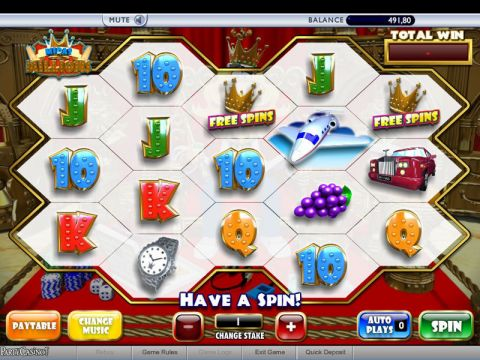 Midas Millions Fun Slots by Ash Gaming with 5 Reel and 118700 Way