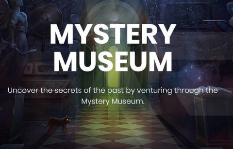 Mystery Museum Fun Slots by Push Gaming with 5 Reel and 10 Line