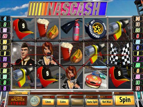 Nascash Fun Slots by Saucify with 5 Reel and 25 Line