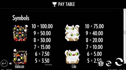 Not Enough Kittens Fun Slots by Thunderkick with 5 Reel and 35 Line