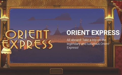 Orient Express Fun Slots by Yggdrasil with 5 Reel and 20 Line