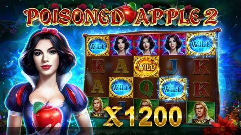 Poisoned Apple 2 Fun Slots by Booongo with 5 Reel and 20 Line
